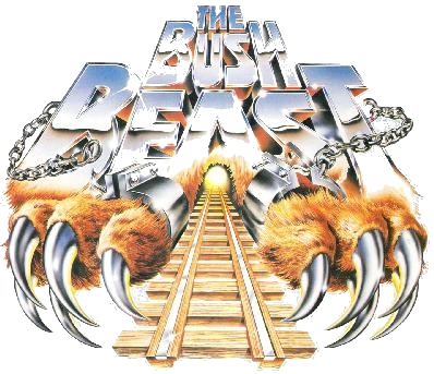The Bush Beast original logo