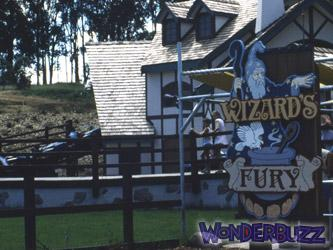 Wizard's Fury Wonderland Sydney