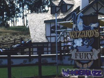 Wizard's Fury Wonderland Sydney
